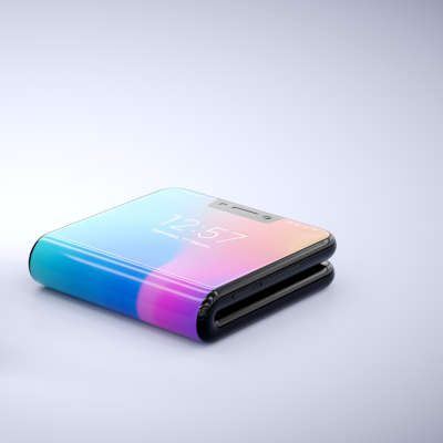 A Smartphone that Folds? Would You Buy it?