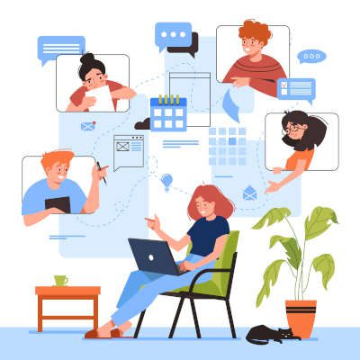 How To Keep Company Socialization While Remote Working